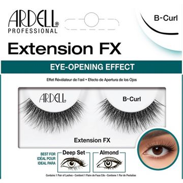 Picture of ARDELL Extension FX B-Curl False Lashes Eye-Opening Effect